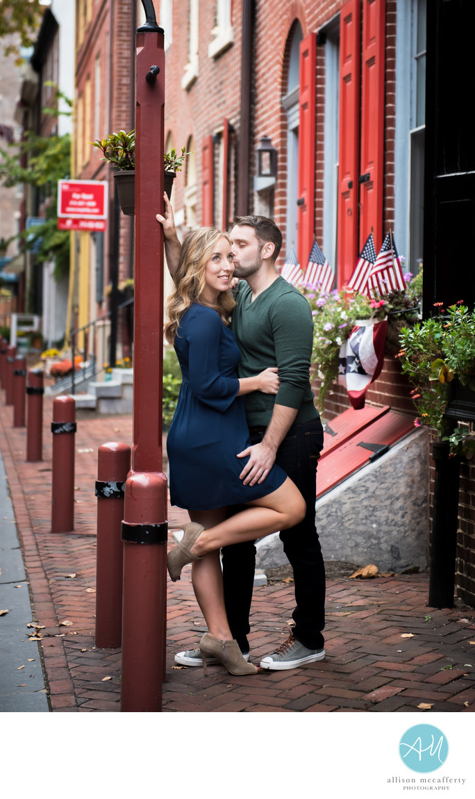 Philadelphia Engagement Photographers