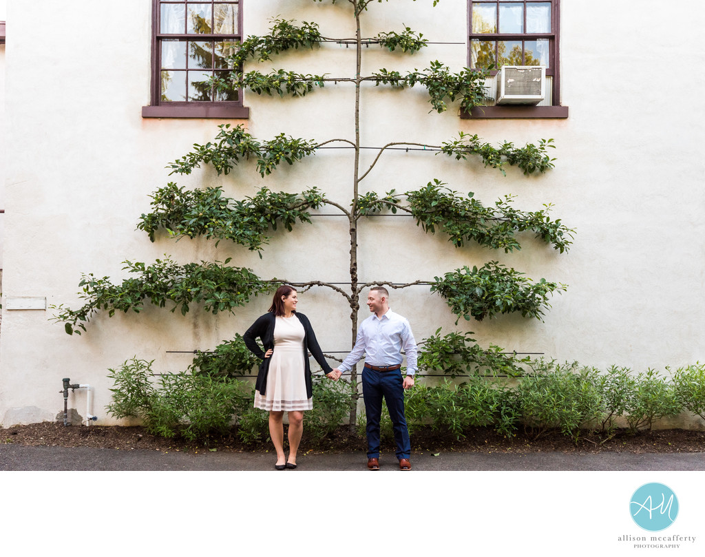 Cute Engagement Photos in South Jersey