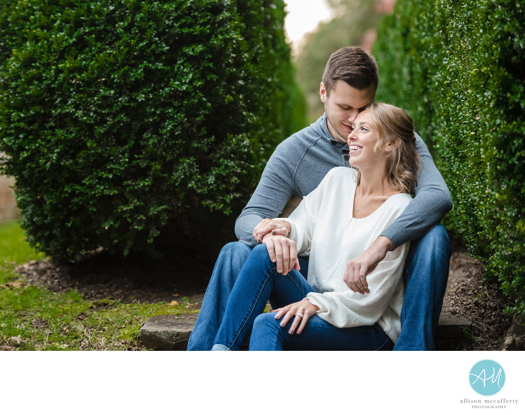 Places in South Jersey for Engagement Photos