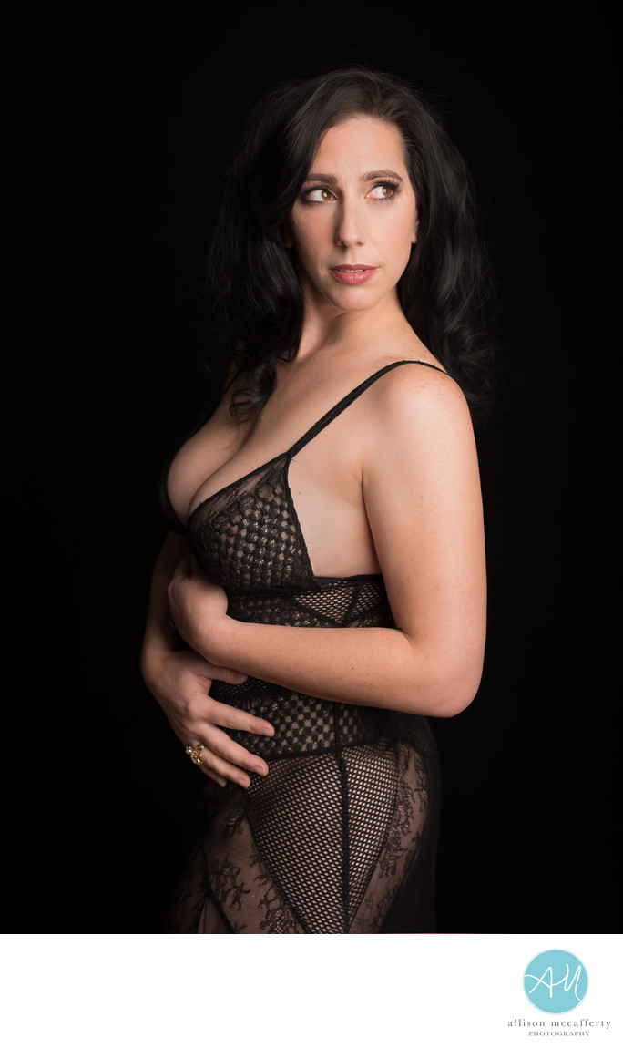 Classy Boudoir Photographer South Jersey