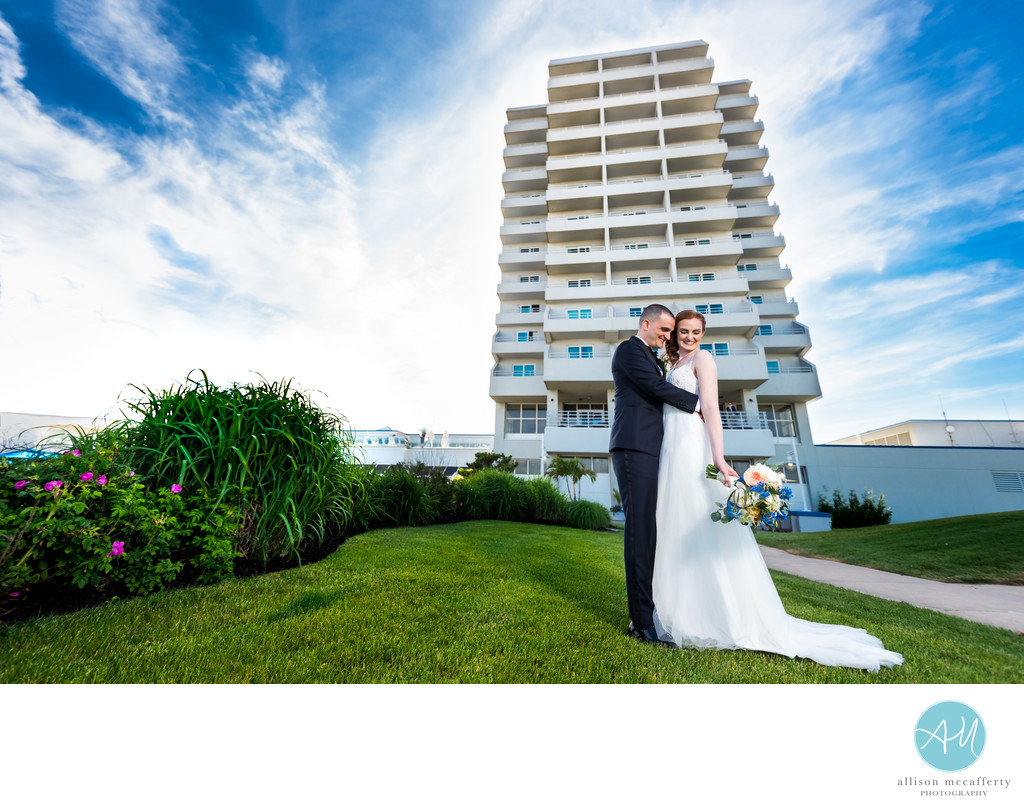 Ocean Place Resort & Spa Wedding