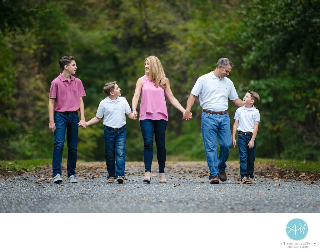 Fun Family Photographer Medford NJ