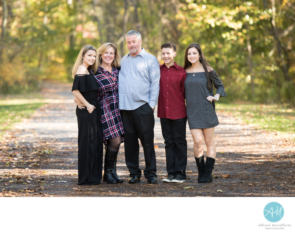 South Jersey Family Portraits