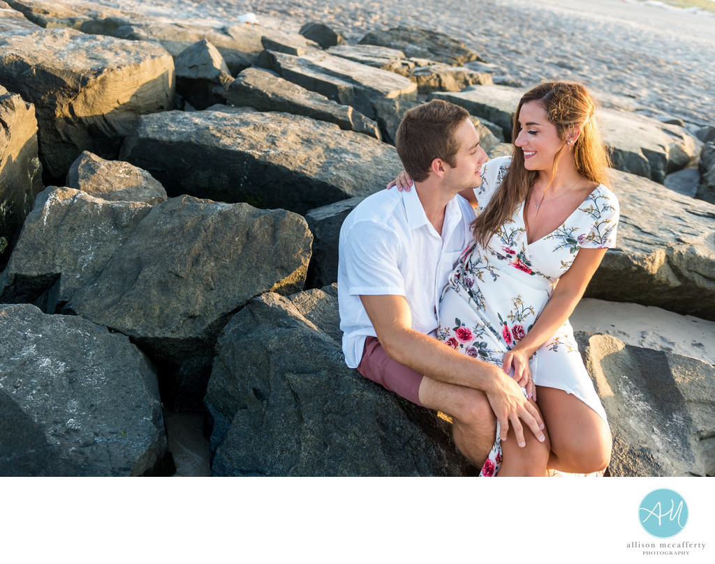 Beach Engagement Ideas