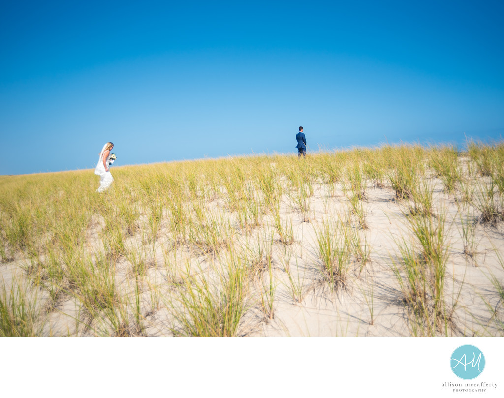 Brant Beach Yacht Club Wedding Photographer