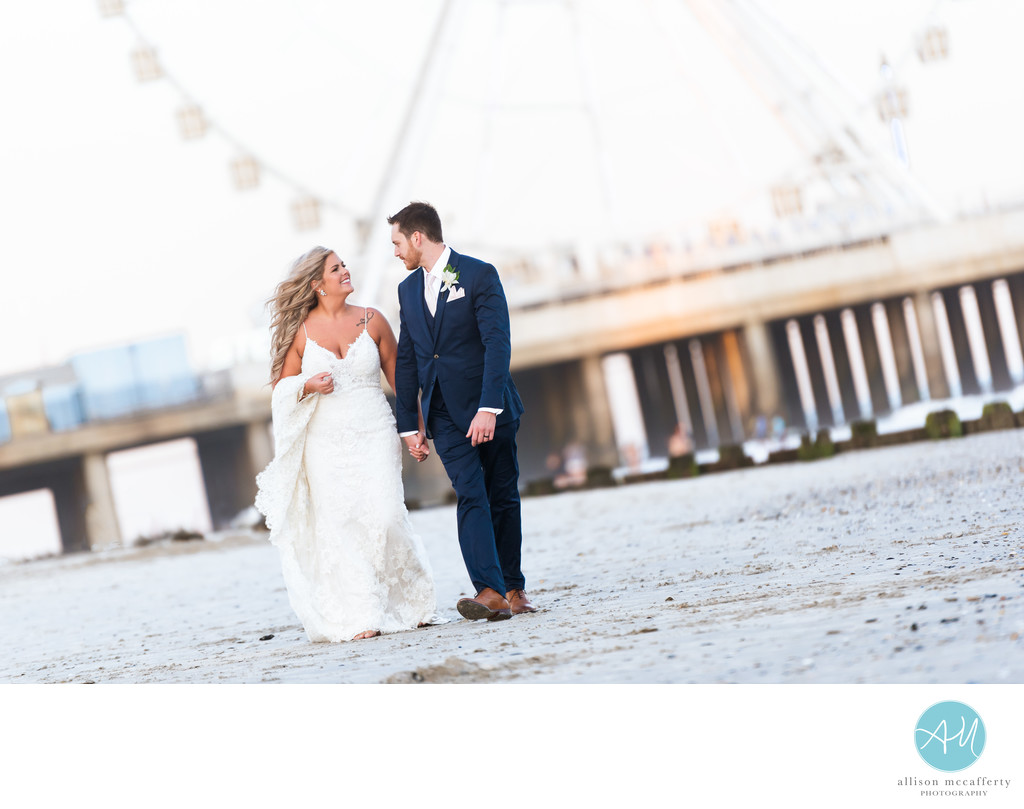 Resorts Casino Atlantic City Wedding Photographer