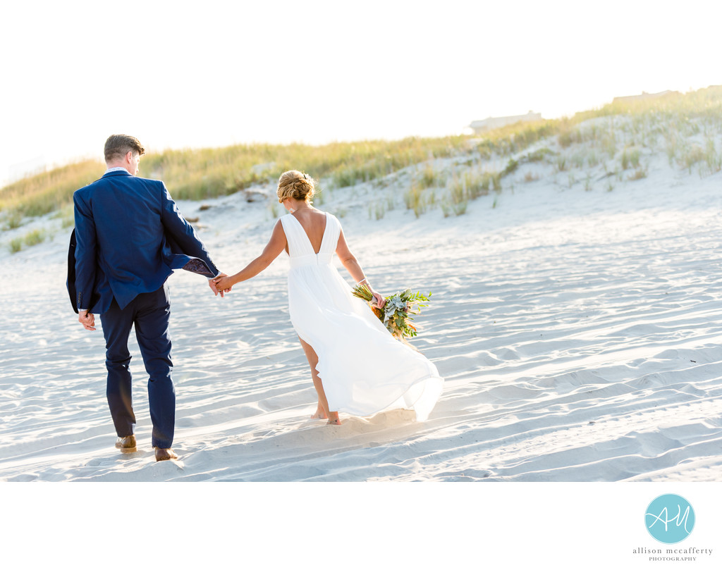 Brigantine Beach Wedding Photos