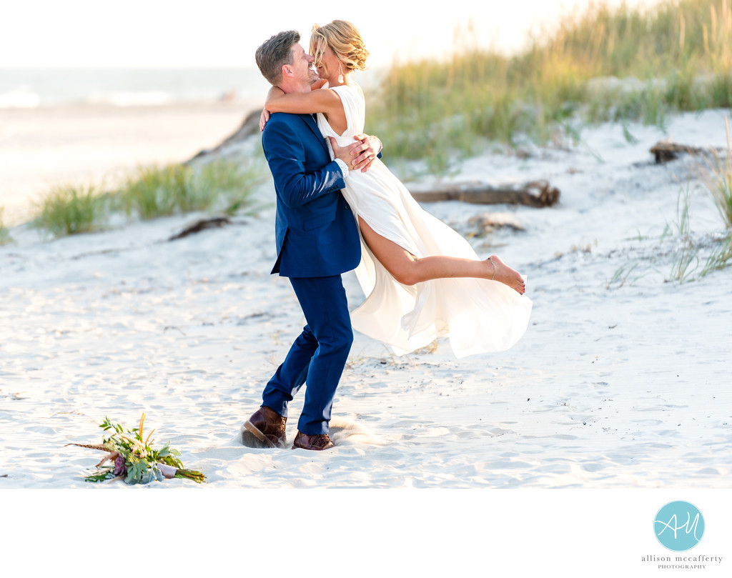 Brigantine NJ Wedding Photos