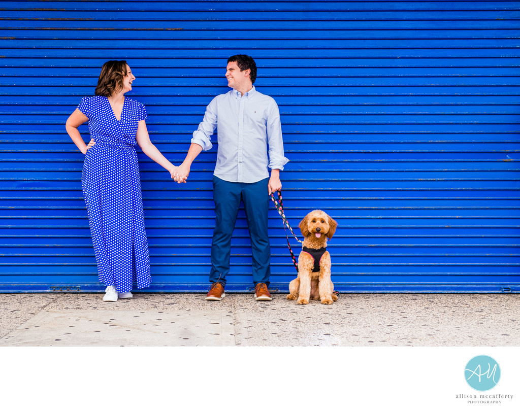 Seaside Heights NJ Engagement Photographer