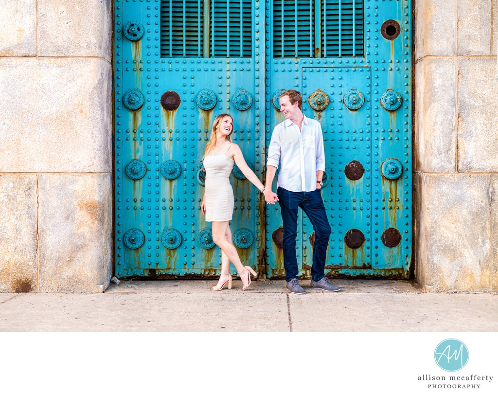 Philly Engagement Photography