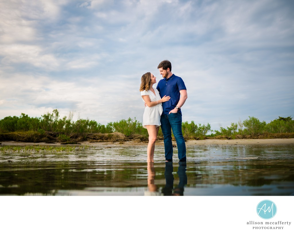 Corson's Inlet Engagement Session