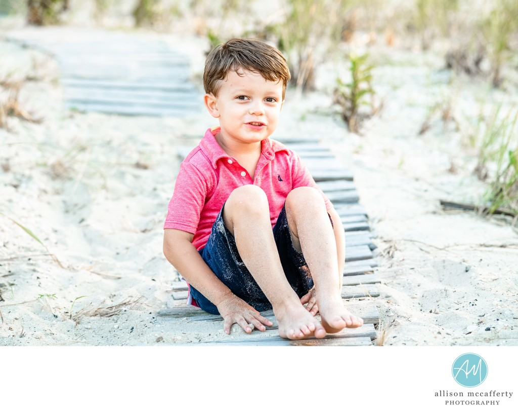 Beach Haven Family Photographer
