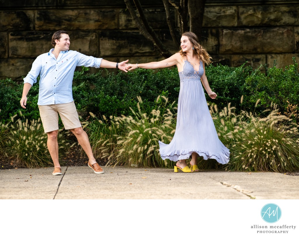 Fun Philadelphia Engagement Session Locations