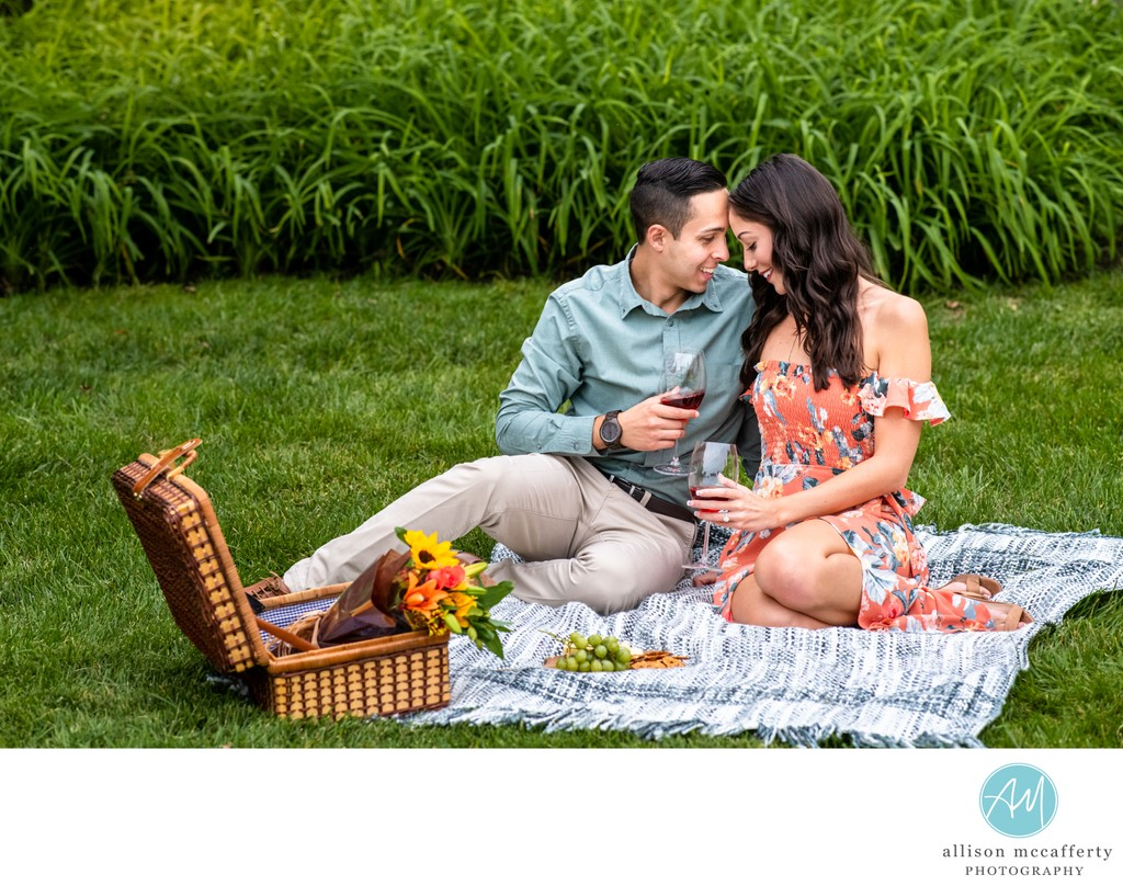 Engagement Session Ideas in South Jersey