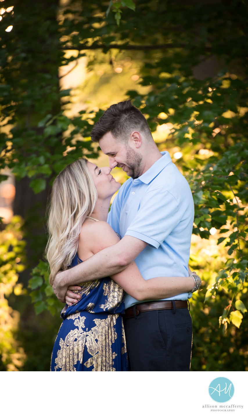Collingswood NJ Engagement Session