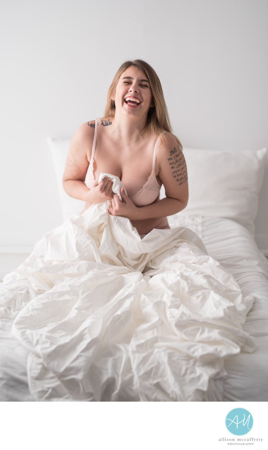 Mt Laurel Boudoir Photographer
