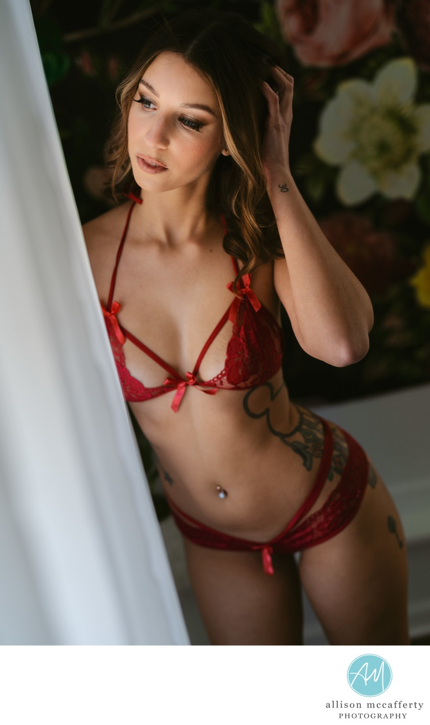 Best South Jersey Boudoir Photographer