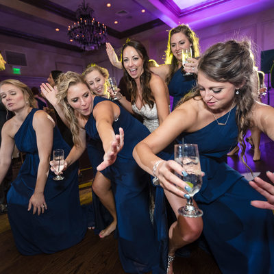 American Hotel Freehold Wedding Photos