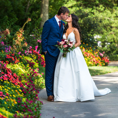 September Wedding at Atlantic City Country Club