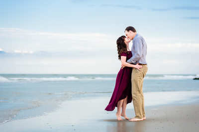Ocean City NJ Engagement Pictures