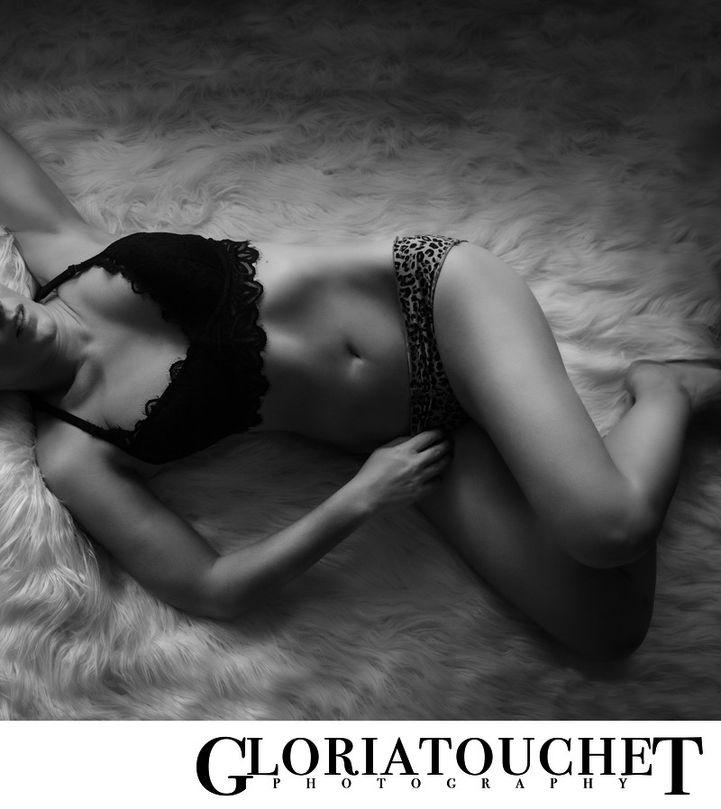 Boudoir Session Inner Diva Creative Sultry Workout body