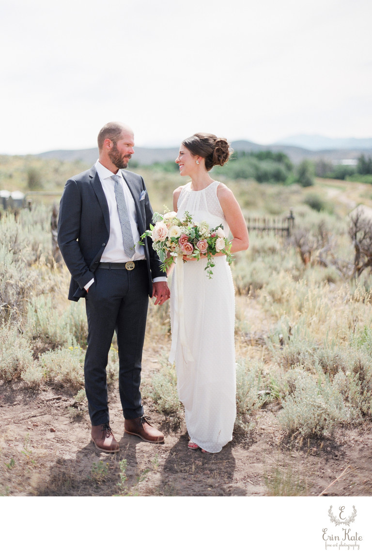 Boho Ranch Wedding Photographer