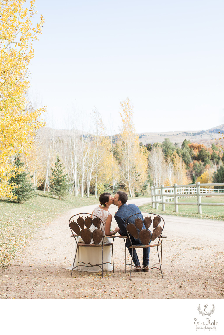 Red Cliff Ranch Fall Wedding Photography