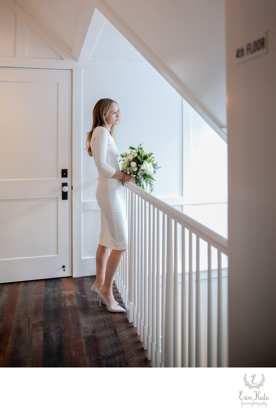 Washington School House Hotel Elopement Photo
