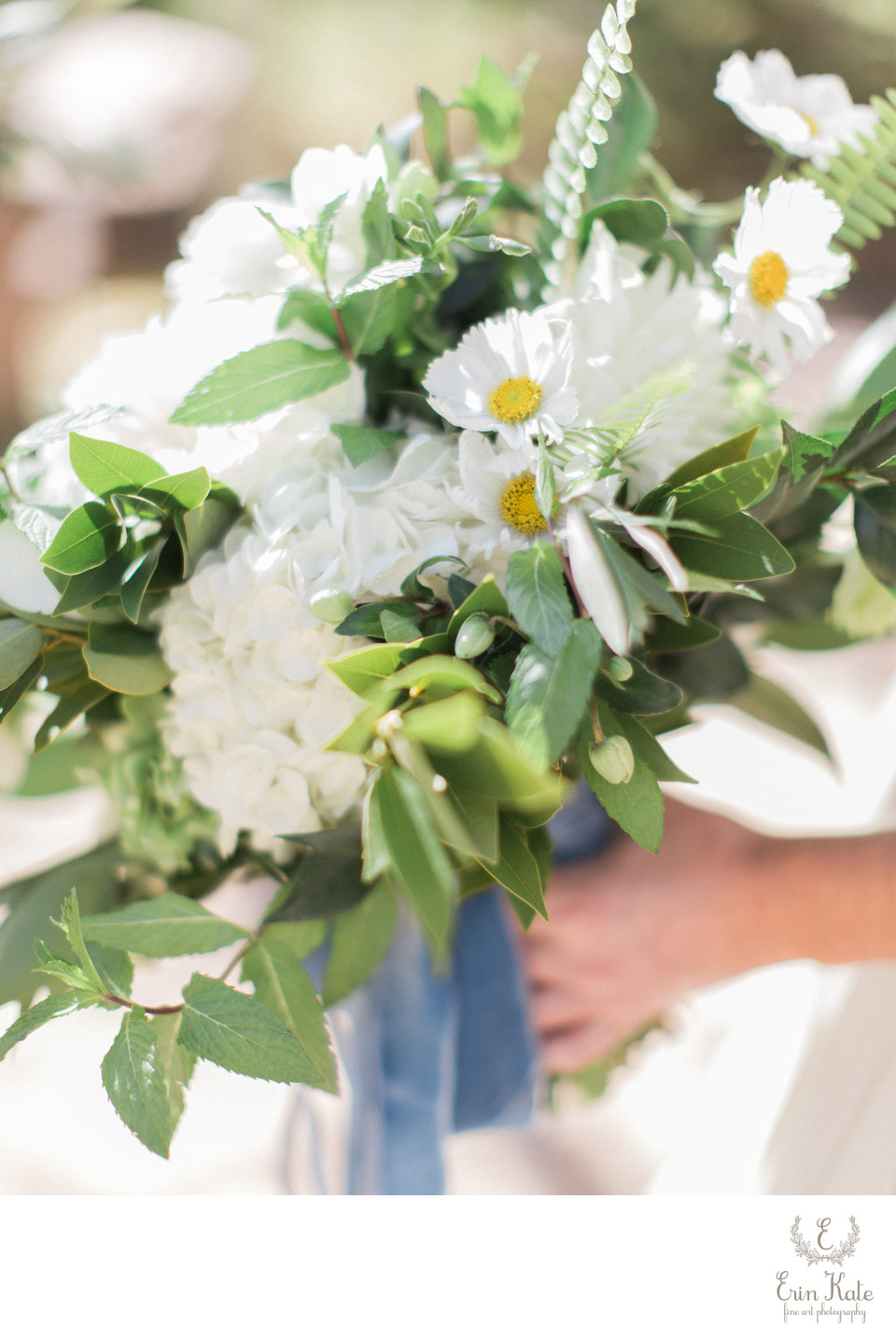 Wild Daisy Bridal Bouquet