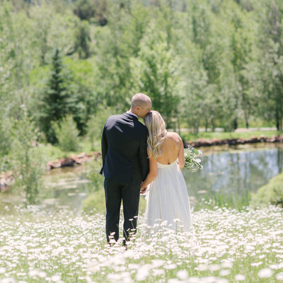 Red Cliff Ranch Daisy Meadow Ceremony