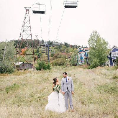 Park City Fall Wedding