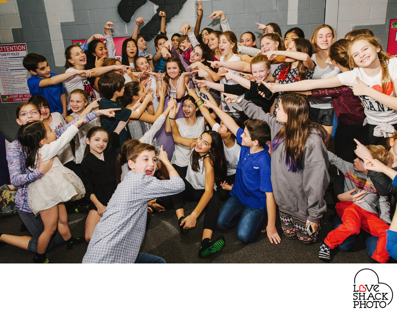 Top Bat Mitzvah Photographer in Philadelphia
