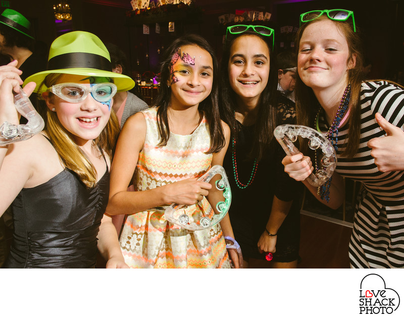 Bat Mitzvah Party at Chubb Conference Center