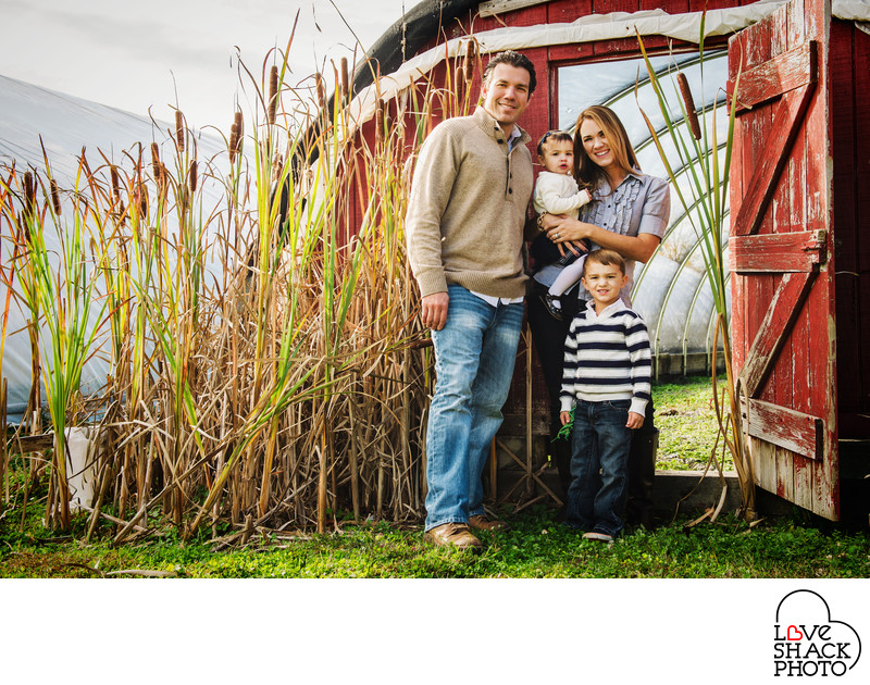 Top Fall Family Photographer in Philadelphia