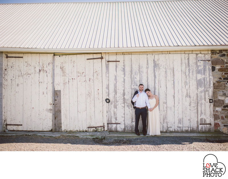 Farm Wedding in Philadelphia