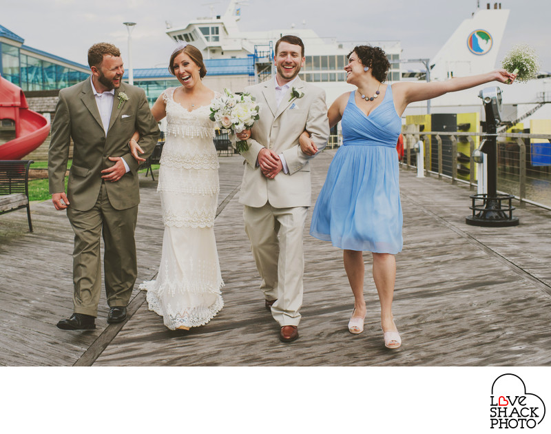 Wedding Photography in Cape May