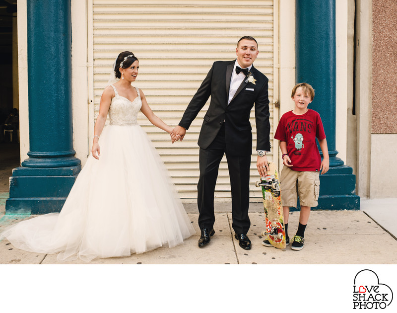 Fun Wedding Photography in Philadelphia