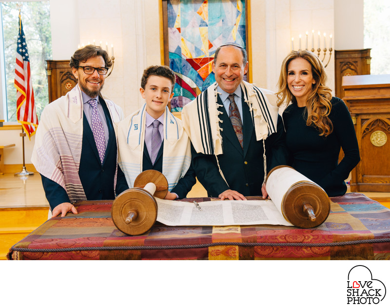 Beth Am Israel Congregation Bar Mitzvah