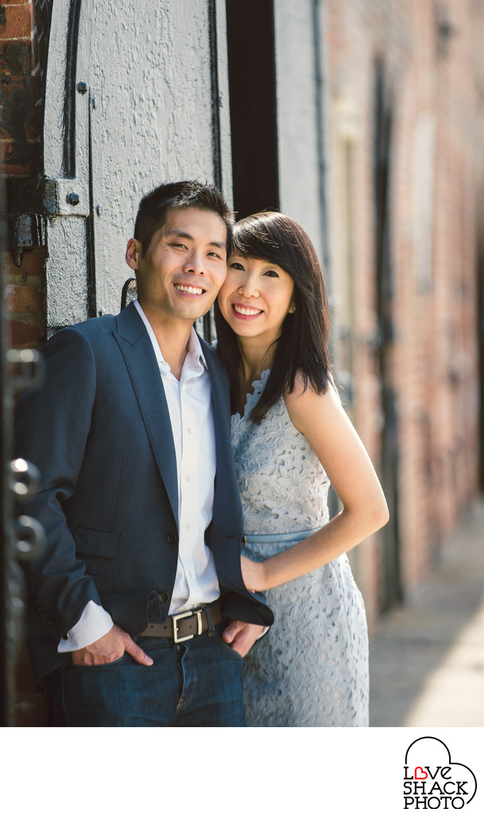 Engagement Photographer in Philadelphia