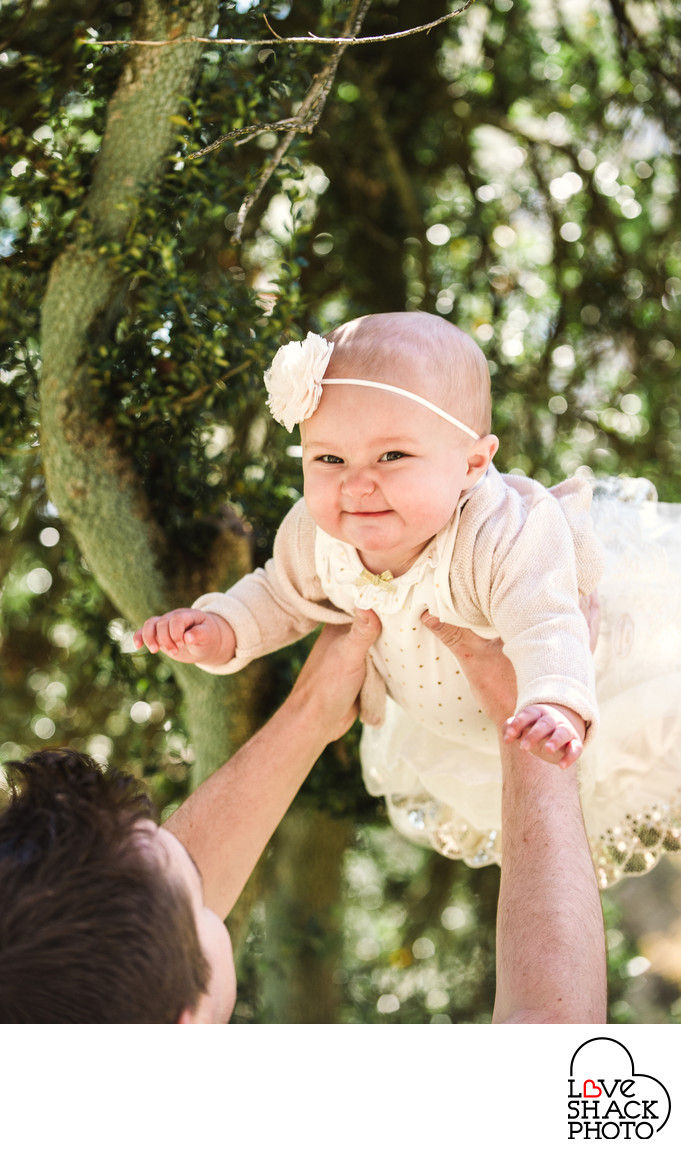 Christening Photography in Philadelphia