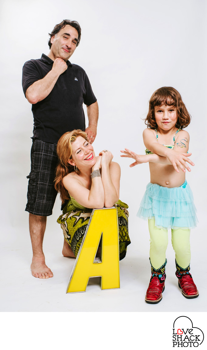 Quirky Family Photographer in Philadelphia