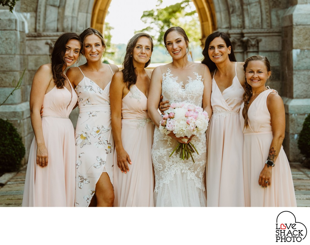 Cairnwood Wedding Bridal Party