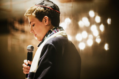 Bar Mitzvah at the Logan Hotel