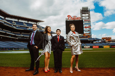 Max's Bar Mitzvah at Citizens Bank Park