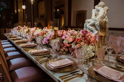 Private Event at the Rodin Museum