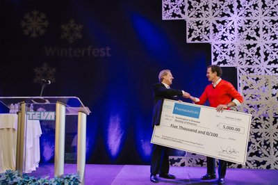Teva Pharmaceutical Winterfest 2014