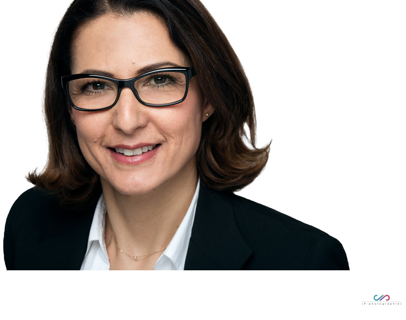 Portrait-corporate feminin