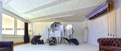 Location studio photo Genève