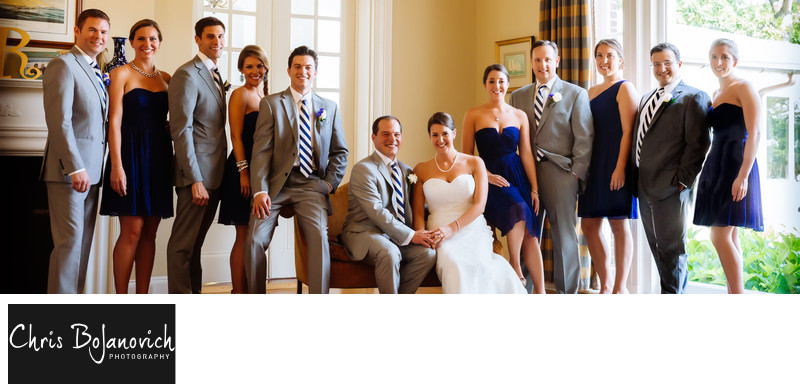 Westchester New York Wedding Coveleigh Club