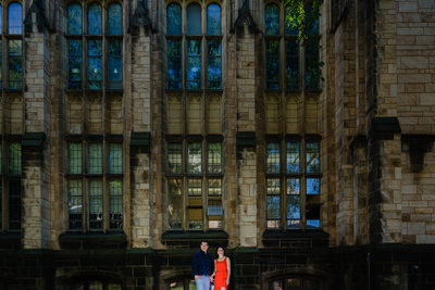 Yale University Engagement Session
